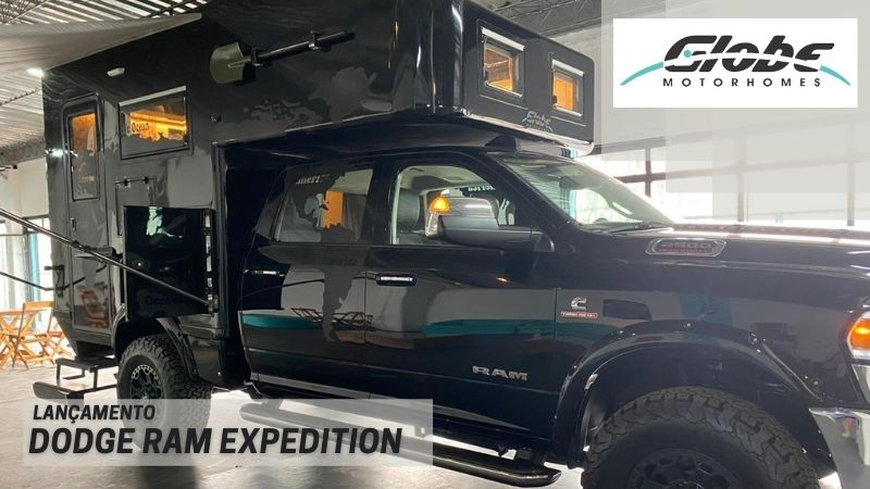 Lançamento Motorhome Dodge Ram Expedition