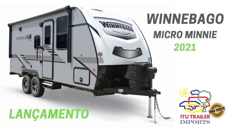 Lançamento Winnebago Micro Minnie 2021