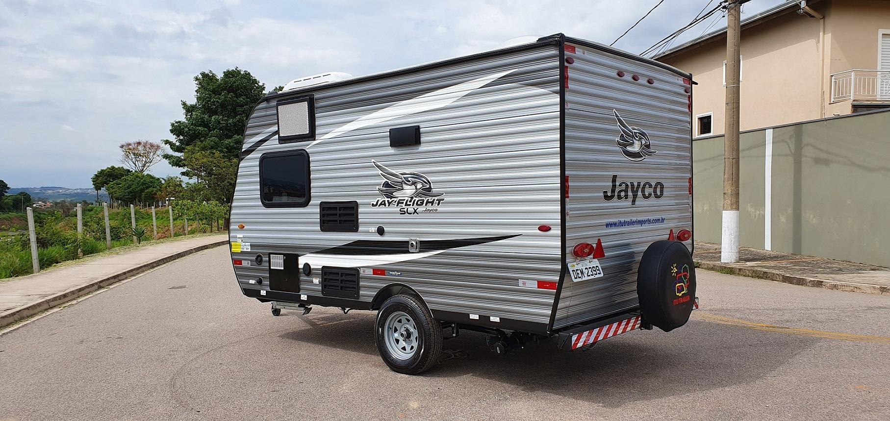 Jayco Trailer Jay Flight SLX 145RB