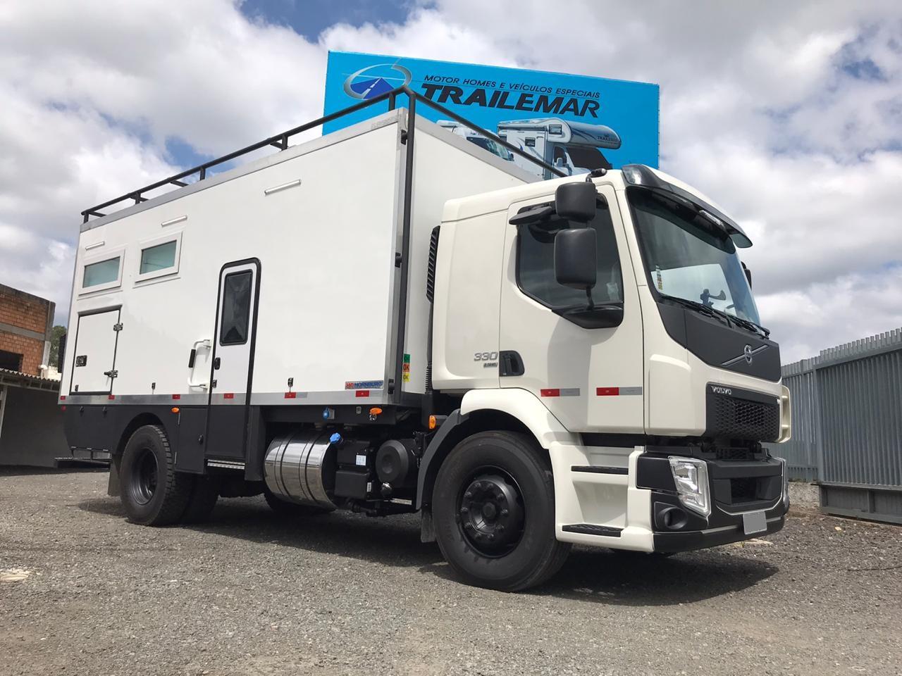 Trailemar Home Truck