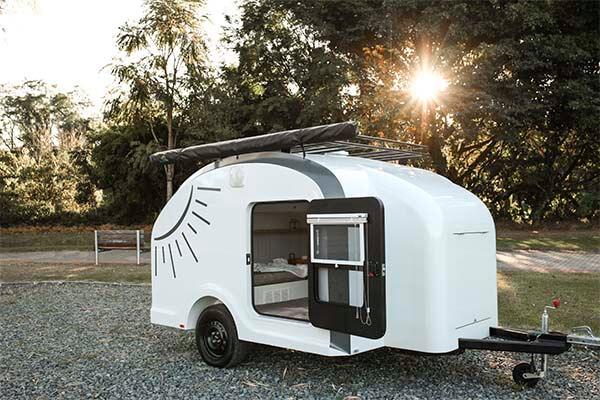 Sun Trailers Mini Plus