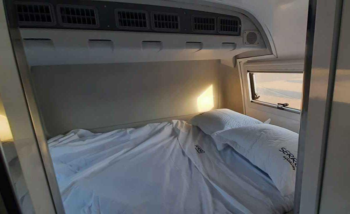 Serro Motorhome Volare 4x4